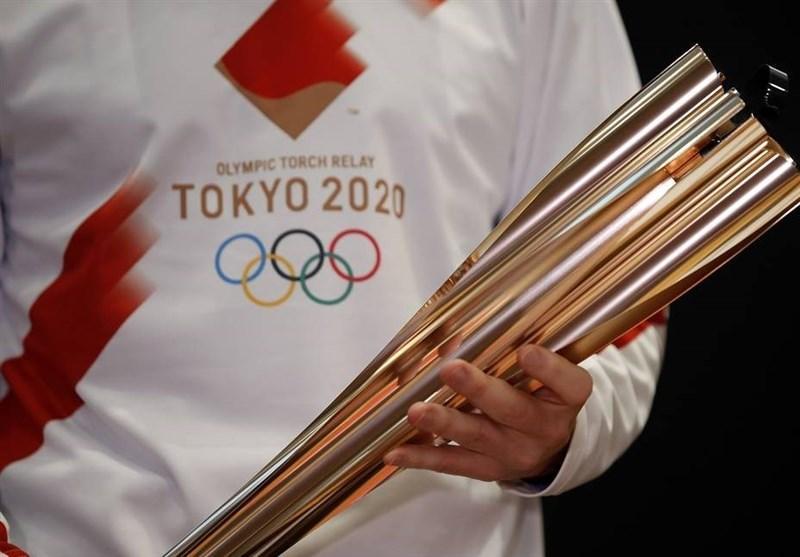 حضور 100 میهمان ویژه در مراسم روشن کردن مشعل المپیک 2020