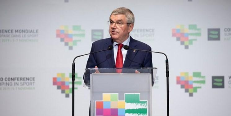 باخ: لغو المپیک برنامه ما نیست