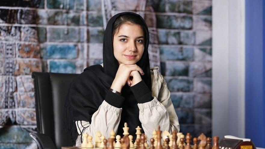خادم الشریعه برای حضور در تیم ملی شطرنج اعلام آمادگی کرد