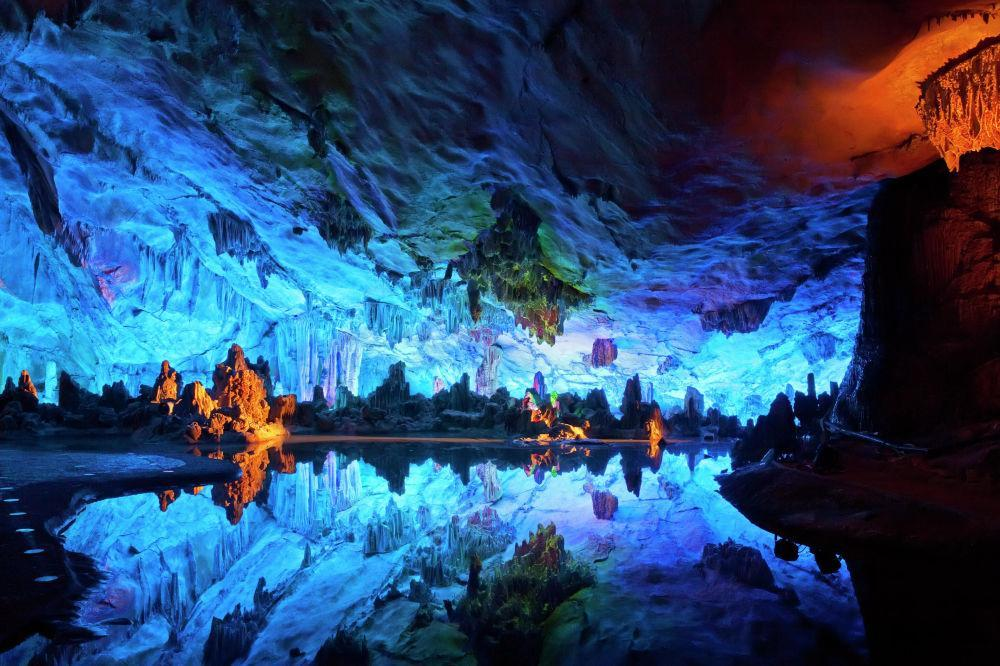 عجیب ترین غارهای دنیا با مناظری شگفت انگیز- گالری عکس