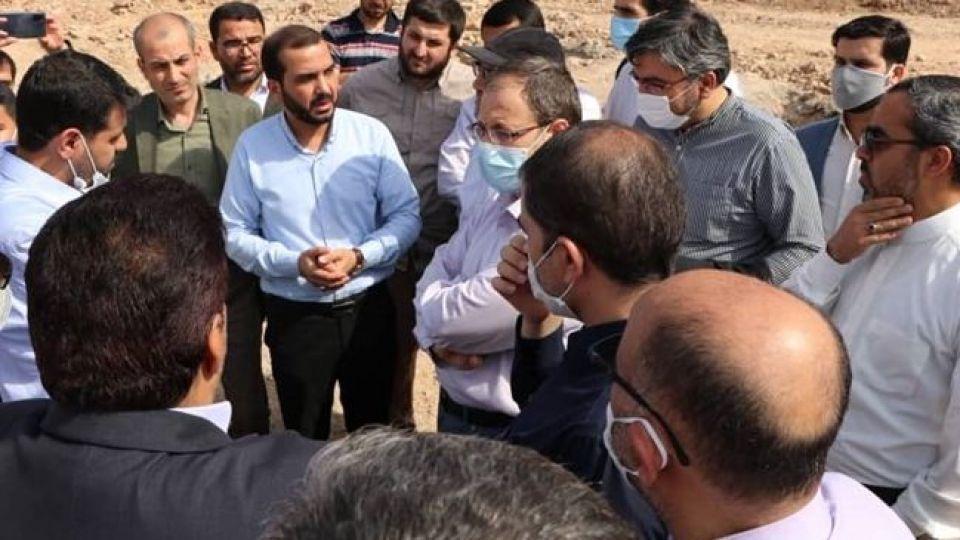 خبرنگاران نماینده اهواز: حل مسائل خوزستان با استفاده از ظرفیت مجلس پیگیری می شود