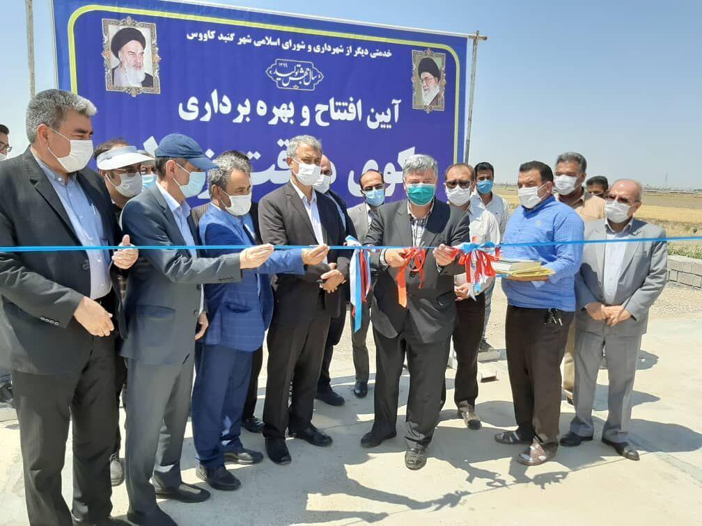 خبرنگاران تخصیص هزار و 680 میلیارد ریال اعتبار خسارت سیل به شهرداری های گلستان