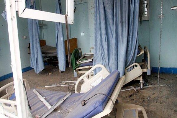 بخش های اورژانس در بیمارستان های یمن تقریبا فلج شده است