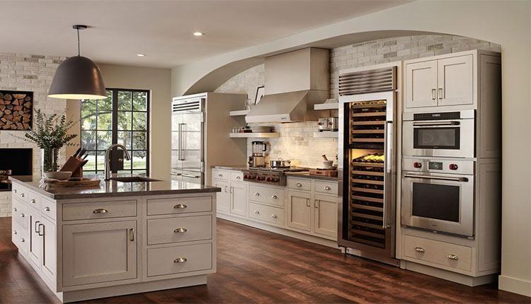 رنگ کابینت آشپزخانه ؛ چه رنگی مناسب آشپزخانه شماست؟