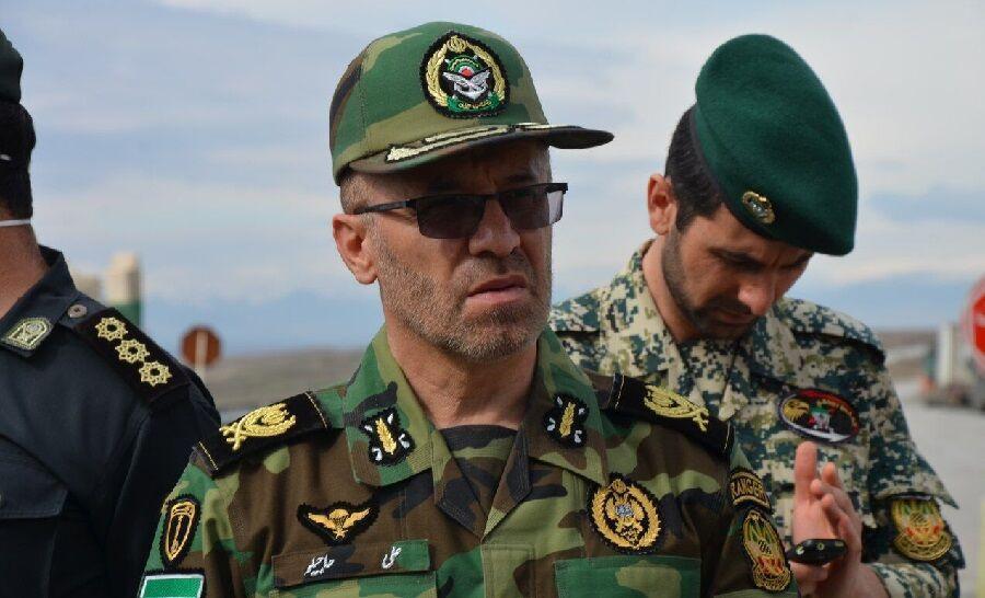 یگان های زرهی ارتش در نوار مرزی شمال غرب مستقر شدند ، امنیت مرزنشینان برای ما اولویت اصلی است