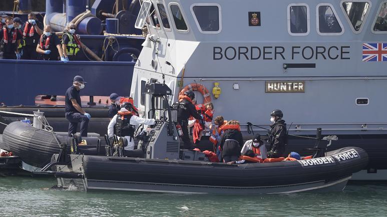 برنامه توقف عبور مهاجران از کانال مانش