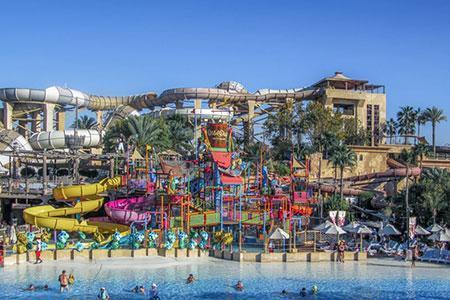 معرفی 7 پارک آبی مشهور دبی